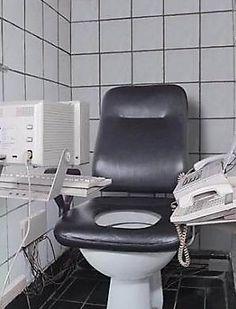 La toilette secondo il mio punto di vista.