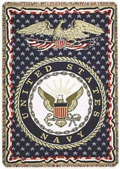 Find Simply Home United States Navy Military 3 Layer Afghan Throw Blanket 50 x 70 online. Shop the latest collection of Simply Home United States Navy Military 3 Layer Afghan Throw Blanket 50 x 70 from the popular stores - all in one Go Navy, Navy Mom, Navy Sister, Deployment Gifts, Deployment Letters, Military Love, Military Spouse, Military Photos, Navy Chief