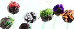 Opskrift på sundere konfekt: Popcakes - kager på pind