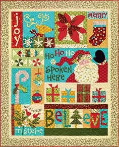 Christmas Favorites Block of the Month