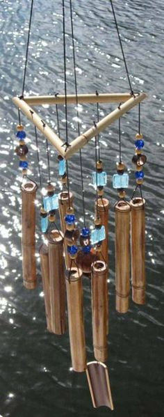 Decorate Your Home With Creative Diy Bamboo Crafts