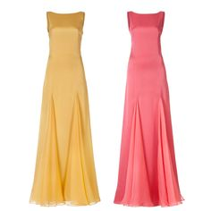 Choose your festive Isabel Garcia garment -  Golden Yellow VS Coral
