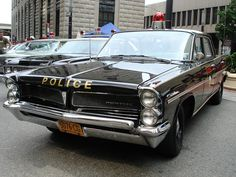 New York City - Vintage Police Car Show   Flickr - Photo Sharing!