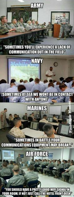 Military Jokes, Army Humor, Military Life, Humor Mexicano, Memes Humor, Air Force Humor, Humor Militar, Marine Memes, Marine Humor