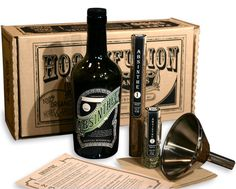 Absinthe Hoochfusion Kit by BootlegBotanicals on Etsy