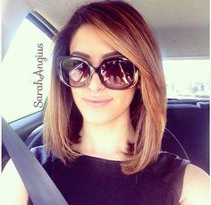 Sarah Angius Hair