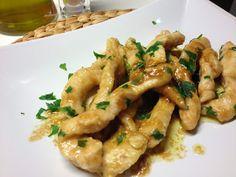 …straccetti di pollo al Marsala… – il cassetto delle ricette