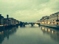 Ponte Vecchio, Florence, Italy ❤️