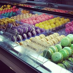 Macarons from Macaron Cafe in NYC