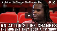 An #Actor's Life Changes The Moment They Book A #Television Show by #MarkusRedmond   #film #acting #actress #actingtips #casting #auditions #movies   #doogiehowsermd   #actorslife   #80s #doogiehowser