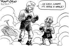 Zapiro: Baby Jake Matlala and Nelson Mandela - Mail & Guardian Nelson Mandela, Writing Inspiration, Order Prints, Wise Words, Memes, Baby, Heaven, Madagascar, Legends