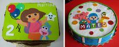 Tartas Infantiles - Me tienes tarta!