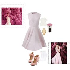 Audrey Hepburn's style #1, created by marianatoflo on Polyvore