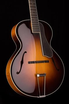 Collings Archtop