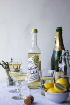 Here are 5 champagne cocktails for New Year's Eve to help you ring in the New Year.