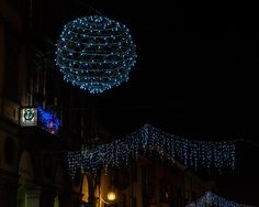 Luminarie - Christmas is coming to town