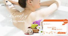 kem tắm trắng sakura