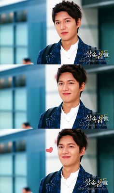"LEE MIN HO as Kim Tan ♡ #Kdrama // The ""HEIRS"