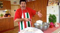 How to make your own homemade mozzarella from fresh milk Make Your Own, Make It Yourself, How To Make, Homemade Cheese, Fresh Milk, Grilling Recipes, Mozzarella, Macarons, Cooking