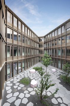 Image 5 of 21 from gallery of Science Park Kassel / Birk Heilmeyer und Frenzel Architekten. Photograph by Eibe Soennecken