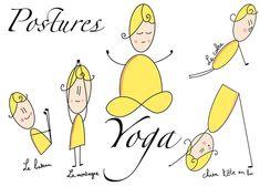 """@morgane.facilitation on Instagram: """"Bonjour et bon lundi , aujourd'hui on commence la journée avec un peu de yoga. Pratiquez vous le yoga? #sketchnotefacile #yoga…"""" Hui, Pikachu, Yoga, Fictional Characters, Instagram, Bonjour, Happy Monday, Fantasy Characters"""