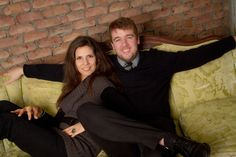 """""""A Couple of Cuties"""" Portrait Creations Family Portrait Studio in Charlotte, NC."""
