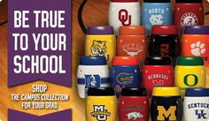 For the college sports fan!  Check out the Scentsy College Warmers.  Add some scent to that room!