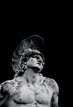 F&O Fabforgottennobility — Achilles / Hektor? Michelangelo, Roman Sculpture, Art Sculpture, Bernini Sculpture, Bronze Sculpture, Sculpture Romaine, Achilles And Patroclus, Renaissance Kunst, Greek Statues
