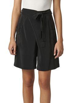 Zero Waste Shorts aus reiner Seide
