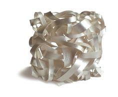 Beth Legg 2012 - Kelp Tangle #Brooch - #silver #bethlegg