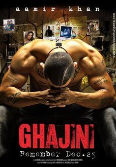 Ghajini 2008 yapımı türkçe altyazılı hint kategorisinin en iyi filmlerinden. Aamir Khan'ında başrol de bulunduğu film büyük ilgi görmeyi başarmıştır. Filmi http://www.keyifleizle.net/category/hint-filmleri kategorisinden inceleyebilirsiniz.