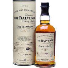Balvenie 12 Year Old Doublewood Speyside Single Malt Scotch Whisky