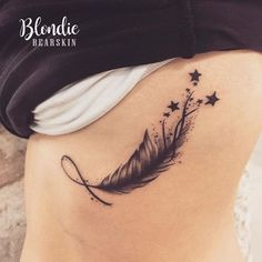 Possible next tattoo tattoos infinity tattoo with feather, feather tattoo. Trendy Tattoos, Cute Tattoos, Body Art Tattoos, Small Tattoos, Sleeve Tattoos, Tattoos For Women, Tatoos, Infinity Tattoo With Feather, Feather Tattoo Design