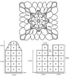Crochet Sweater: Crochet - Woman's Sweater for Spring - Free Crochet Pattern