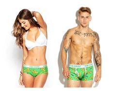 Cactus Print Matching Underwear For Couples - BigBeryl  couples  couplegoals   relationships  relationshipgoals 7add70f8f