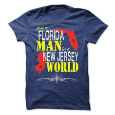 awesome Florida Man In A New Jersey World