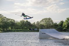 Wakeboarding at WMSKI Cable park. heck them out online at: http://www.wmski.com/