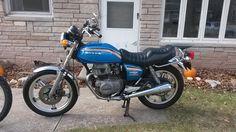 My new 1978 Honda Hondamatic. Plans for turning this into a cafe racer are in the works. Honda, Biker Chic, Motorcycles, Vehicles, Turning, Car, Wood Turning, Motorbikes, Motorcycle