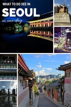 Need the perfect itinerary for one day in Seoul? Check out the top spots to see in this historical city! --