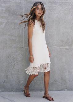 6 Formas De Usar Un Vestido Tejido En Verano | Cut & Paste – Blog de Moda