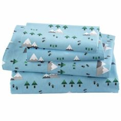 @Abbey Willis and @Natalie Ross - what do you think for Rachel? These are called Yeti for Bed Sheet set (Land of Nod)!