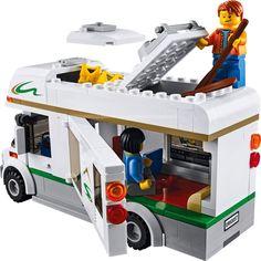 LEGO® City Camper Van - 60057.