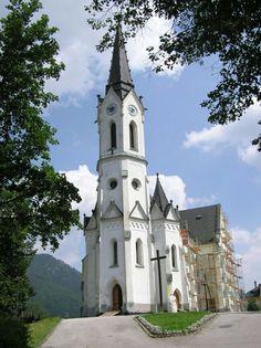 Černová - kostol Panny Márie Ružencovej