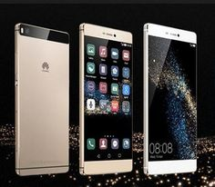 Stylish Huawei all the snazzy new features Smartphone, Android, P8 Lite, Tablet, Samsung, E Design, Blog, Bubbles, Gadgets