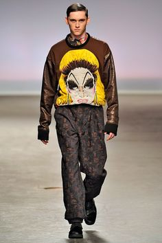 James Long MEN | Londres | Inverno 2013 RTW
