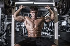 Colin Wayne Fitness Model Workout Routine - Muscle Cheats
