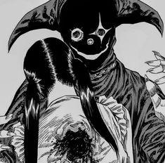 Manga Anime, Manga Art, Anime Demon, Dark Anime Girl, Gothic Anime, Badass Drawings, Dark Drawings, Cute Anime Couples, Cute Anime Pics