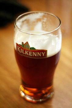 Kilkenny is another thick Irish beer that has spiked in popularity in the U.S., but isn't quite as heavy as Guinness. Until recently, the only place in the states you could find it was at the Dubliner in Washington, D.C., but you should be able to locate it at your nearest Irish pub.