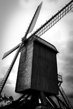 The Moulin Leeuw - Pitgam Northern France By Nicolas Vanhille