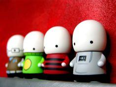 Lis art toy - pendrive 4 GB usb Deego